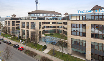Teltower Haus Building