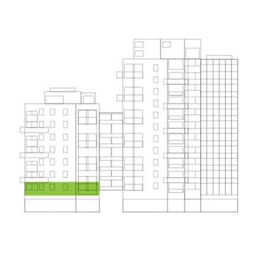 UB: One Bedroom Apartment