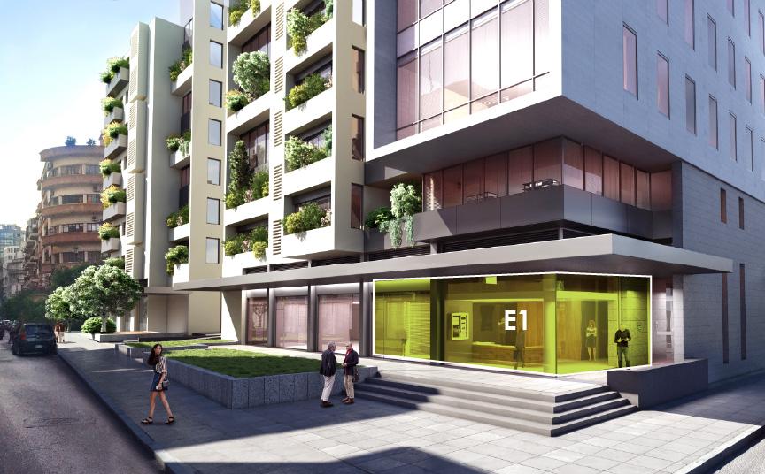 UB Retail Shop E1