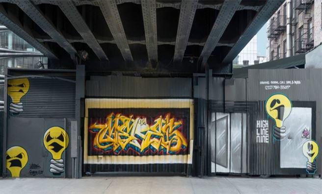 When real estate welcomes Graffiti