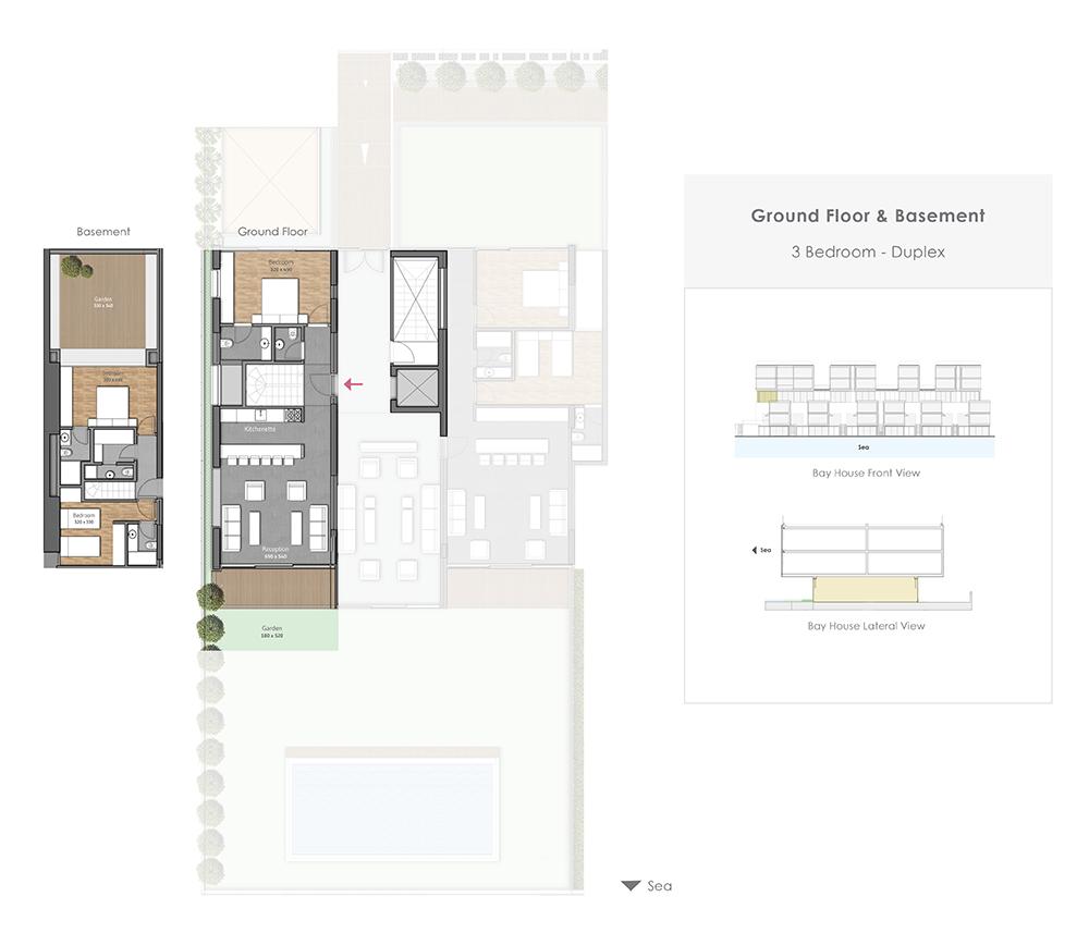Ground Floor Duplex