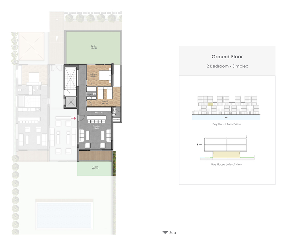 Ground Floor Simplex