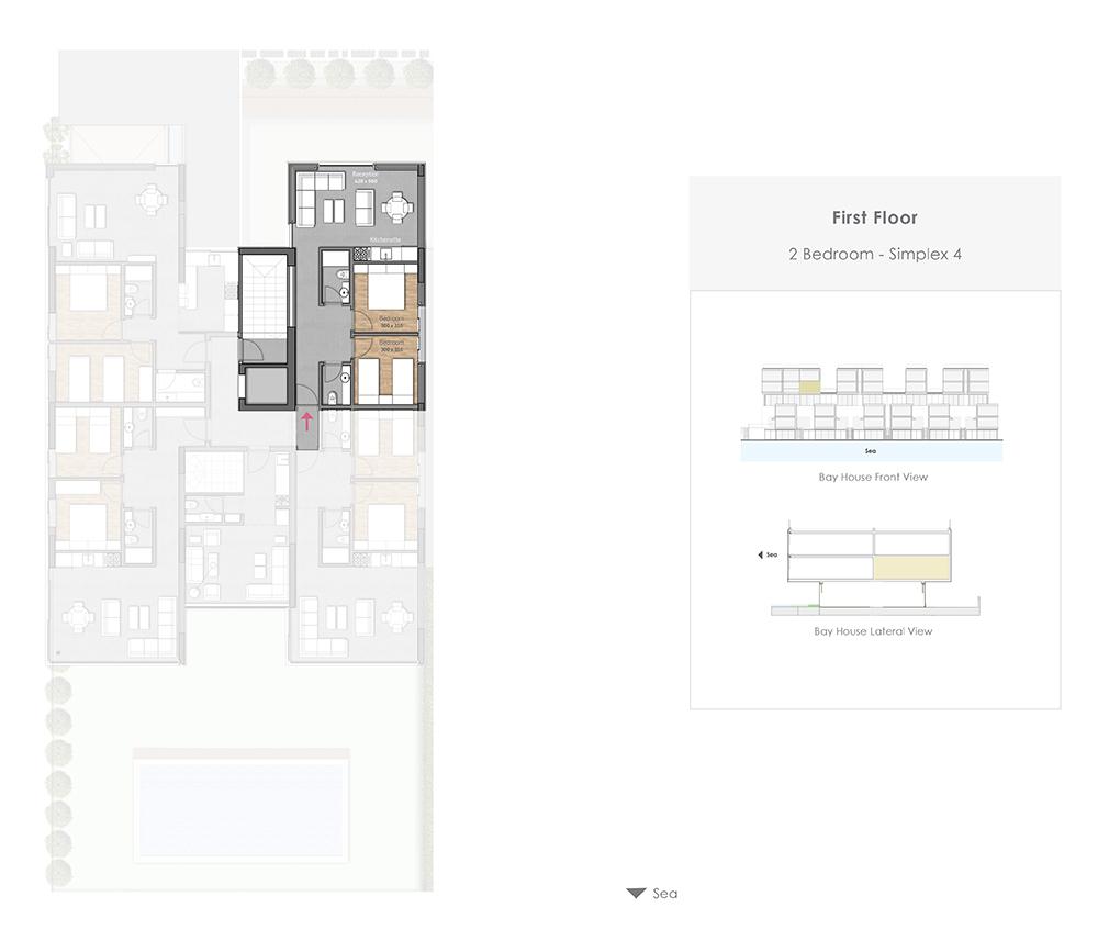 First Floor Simplex 4
