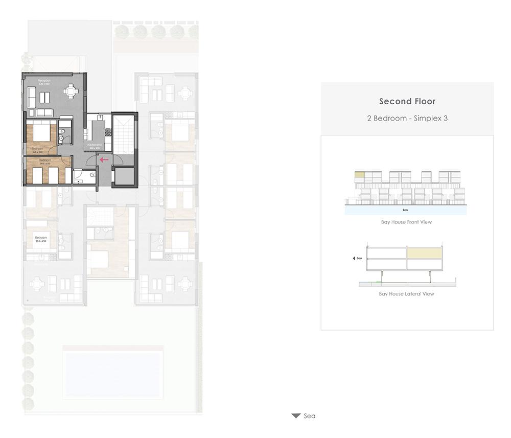 Second Floor Simplex 3