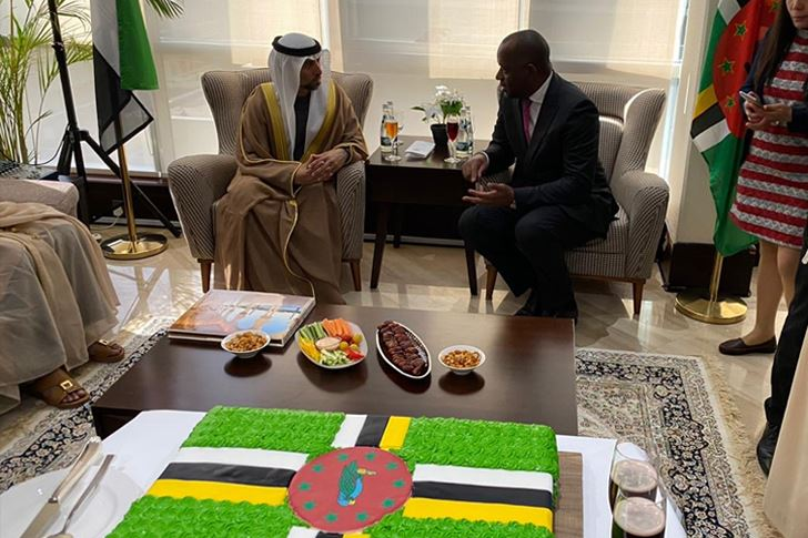 Dominica grows its relationship with the Middle East, opening its first embassy in the region