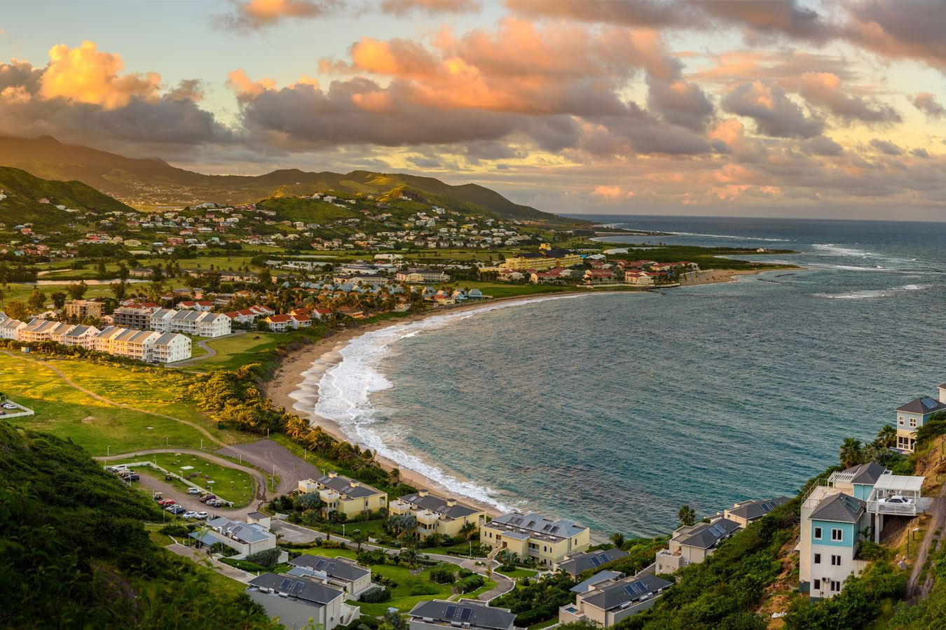 St. Kitts & Nevis offers citizenship at significantly reduced cost