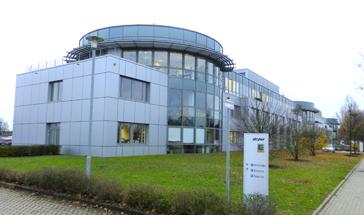 Stryker German HQ